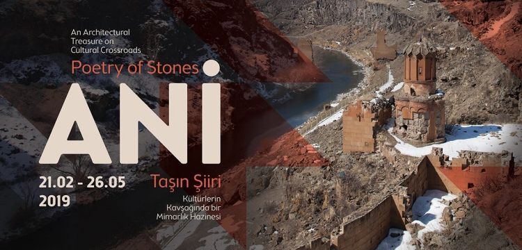 Taşın Şiiri, Bir Mimarlık hikayesi Ani Sergisi 21 Şubat'ta açılıyor
