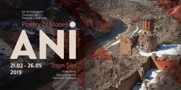 Taşın Şiiri, Bir Mimarlık hikayesi Ani Sergisi 21 Şubatta açılıyor