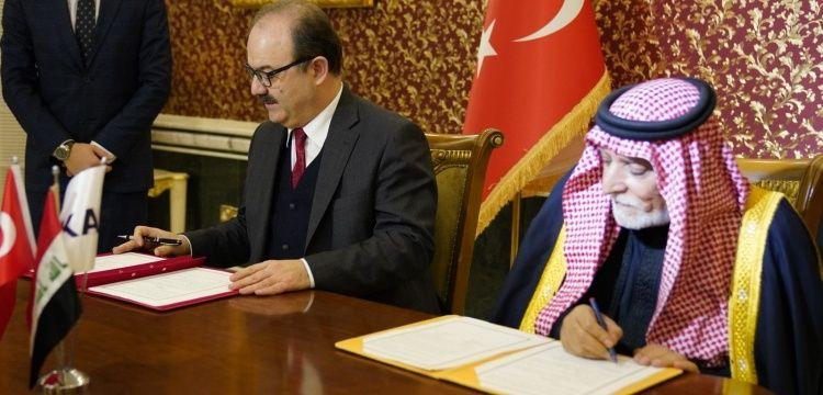 TİKA, Sünni Vakfı ile Irak'taki restorasyonlar için anlaştı