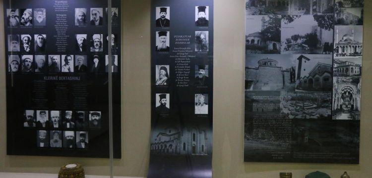 Arnavutluk Ulusal Tarih Müzesi Komünist döneme ışık tutuyor