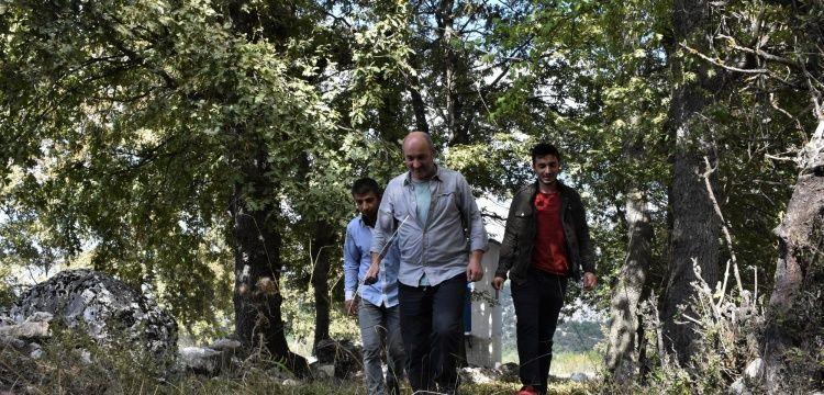 Tarihi Kırka Yolu 70 yıl sonra turizme kazandırılacak