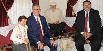 Antalya Valisi Münir Karaloğlu, Etnografya Müzesini ziyaret etti