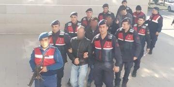 Ankarada kaçak kazıda yakalanan 5 defineciden 4ü tutuklandı