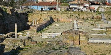 Birinci Derece Arkeolojik Sit Alanına doğalgaz hattı döşenecek
