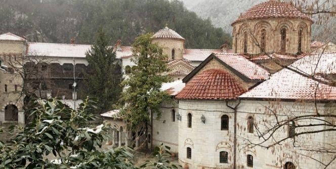 Baçkovski Manastırı: Rodop Dağlarının bin yıllık mimari anıtı