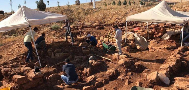 Hırbe Helale arkeoloji kazıları