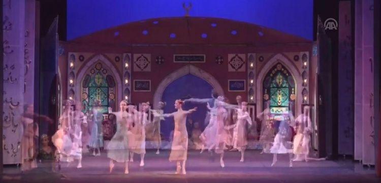 Harem Balesi 20 yıldır kapalı gişe oynayan ilk Türk balesi