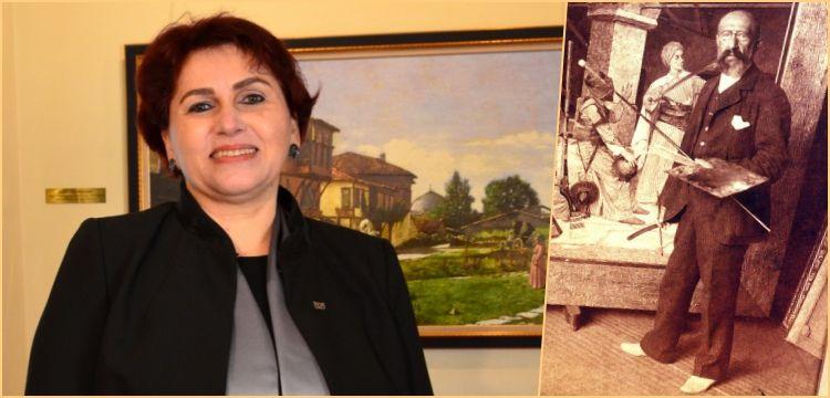 Prof. Dr. Fatma Ürekli, Osman Hamdi Bey'in girişimciliğini anlattı