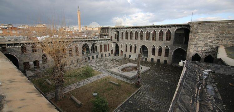 Diyarbakır konakları aslına uygun restore edilip turizmin hizmetine sunuldu