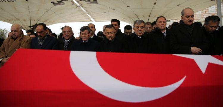 Ünlü tarihçi Prof. Dr. Kemal Karpat'ın cenazesi toprağa verildi