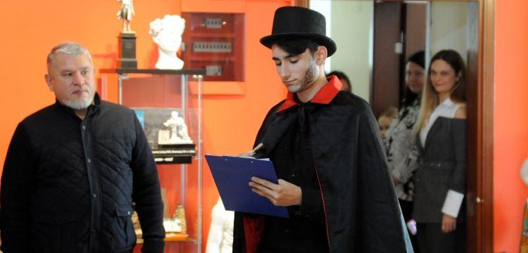 Antalya'da Puşkin Müzesi açıldı