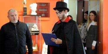Antalyada Puşkin Müzesi açıldı
