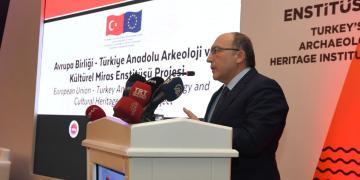 Ahmet Haluk Dursun: 3 arkeolojik kazı alanı Avrupaya sergilerle tanıtılacak
