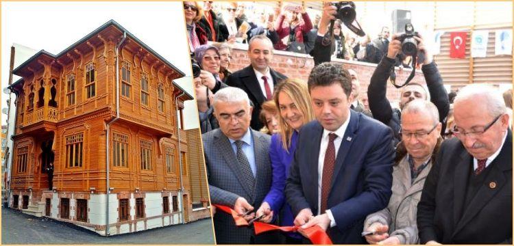 Tekirdağ'ın Çorlu ilçesinde Muhacir Evi Müzesi açıldı