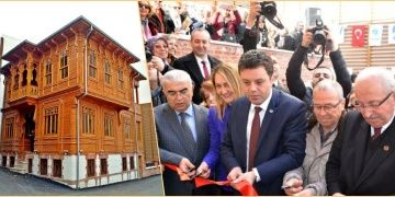 Tekirdağın Çorlu ilçesinde Muhacir Evi Müzesi açıldı