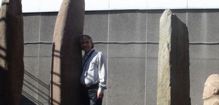 Prof. Dr. Erhan Aydın, Sibirya'da Türk İzleri - Yenisey Yazıtları kitabını anlattı