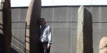Prof. Dr. Erhan Aydın, Sibiryada Türk İzleri - Yenisey Yazıtları kitabını anlattı