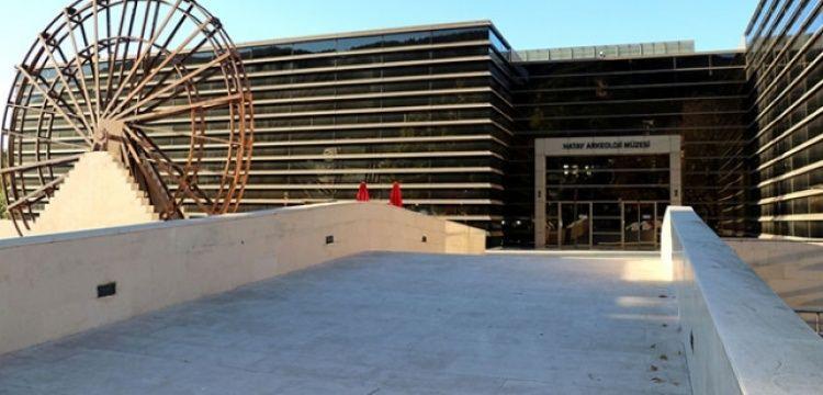 Hatay Arkeoloji Müzesi'nin ikinci etabı cumartesi günü açılıyor