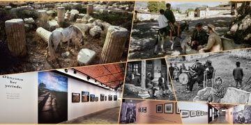 Ara Gülers photos of Aphrodisias Ancient City are on display