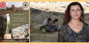 Dr. Deniz Yaşin, Sivasta arkeolojik deneyimlerini anlatacak