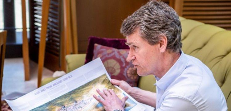 Dr. Eberhard Zangger, Bodrum'da Luvilerle ilgili tezlerini anlatacak