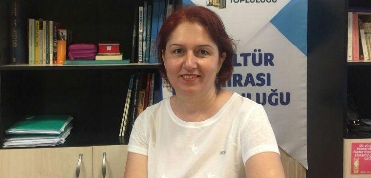Arkeolog İlknur Türkoğlu Yeraltındaki İstanbul'u anlatacak