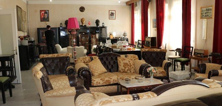 Babaeski'deki Ergene Köşkü Atatürk Müzesine dönüştürülecek