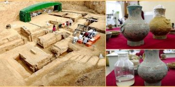 Elixir of life found in city of Luoyang of China