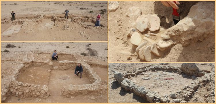 Katar'daki arkeoloji kazılarında Sasani ve Emevi dönemi eserleri bulundu