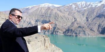 Erzurum Valisi Okay Memiş: Tortum Gölü Cam Seyir Terası çok talep görecek