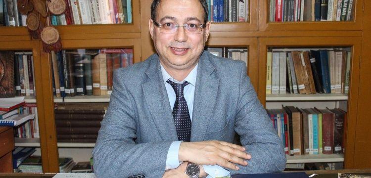 Prof. Dr. İlyas Topsakal: Dünyanın pek çok bölgesinde arkeolojik mirasımız var