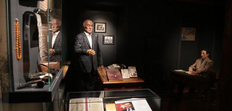 Kahramanmaraş Yedi Güzel Adam Edebiyat Müzesi açıldı