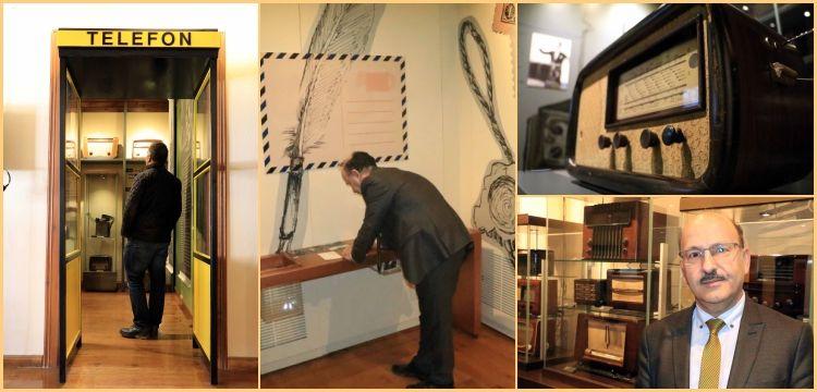 Çankırı İletişim Müzesi, nostaljik postane hizmetlerini yaşatmak istiyor