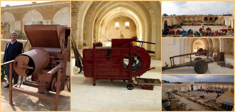 Şanlıurfa'nın Kırsal Yaşam ve Tarım Müzesi 19 Mart açılacak