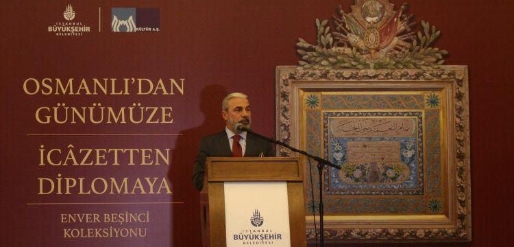 Osmanlı'dan Günümüze, İcazetten Diplomaya adlı eser tanıtıldı