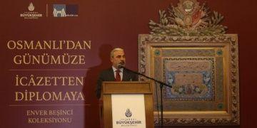 Osmanlıdan Günümüze, İcazetten Diplomaya adlı eser tanıtıldı