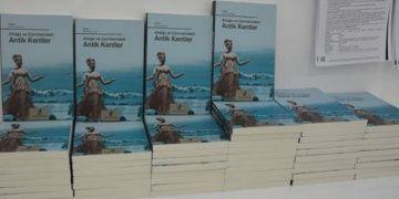 Doç. Dr. Murat Çekilmez, Aliağa ve Çevresindeki Antik Kentleri kitaplaştırdı