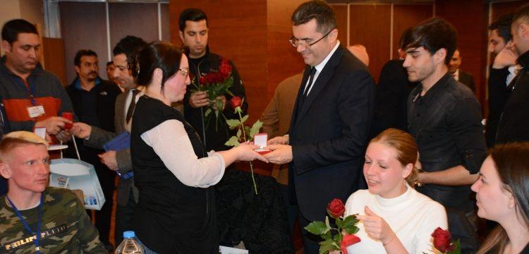 Erzurum'da Rus turizmcilere özel Turizm Tanıtım Etkinliği yapıldı
