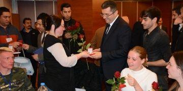 Erzurumda Rus turizmcilere özel Turizm Tanıtım Etkinliği yapıldı