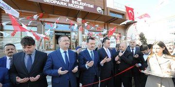 Kızılcahamam Jeopark Müzesi törenle açıldı