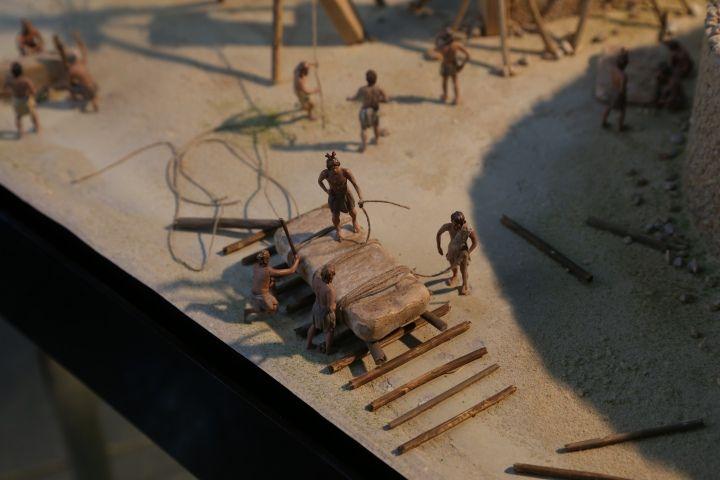 Muhtemelen böyle inşa edildi: MIPIM'de sergilenecek Göbeklitepe Maketi