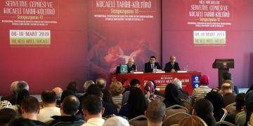 Uluslararası Kocaeli Tarihi-Kültürü Sempozyumu sona erdi