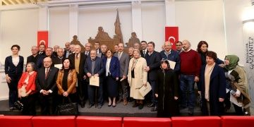 Gaziantep 25 Aralık Panorama Müzesi bağışları törenle onurlandırıldı
