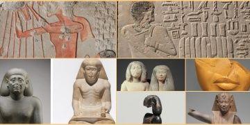 Antik Mısır heykellerinin burunları ikonoklazma kurbanı iddiası
