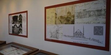 Yüksek Mimar Hüsrev Taylanın Arşivi Atatürk Kitaplığında hizmete açıldı