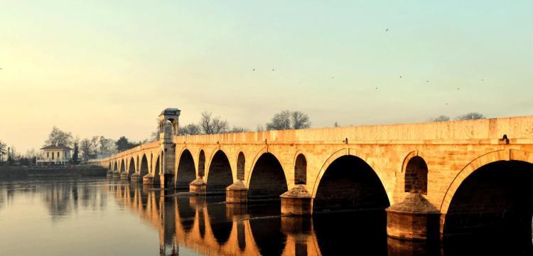 Tarihi Edirne Köprüleri restore edilecek
