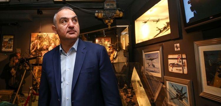 Bakan Ersoy: İstanbul Havalimanı müzesi tanıtım için iyi fırsatı olacak