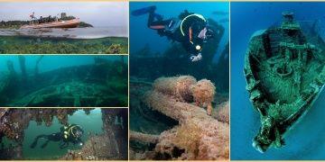 Çanakkale Boğazındaki batıklar dalış turizmine hazırlanıyor