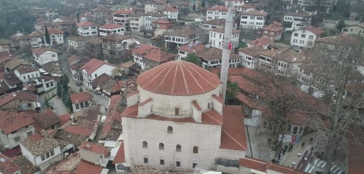 Safranbolu'daki Köprülü Mehmet Paşa Cami restore edildi
