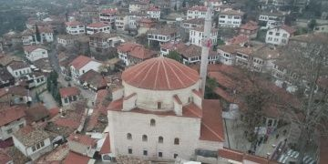 Safranboludaki Köprülü Mehmet Paşa Cami restore edildi
